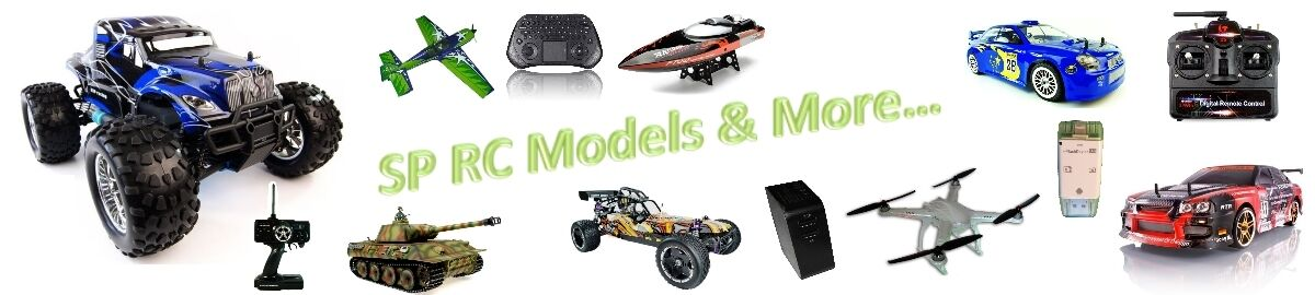 sp rc models and more
