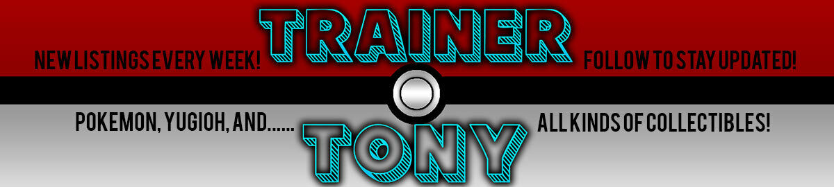 Trainer Tony
