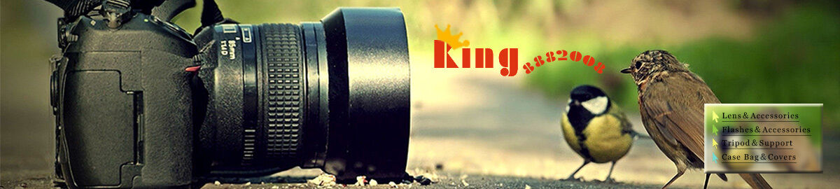 king_photography store