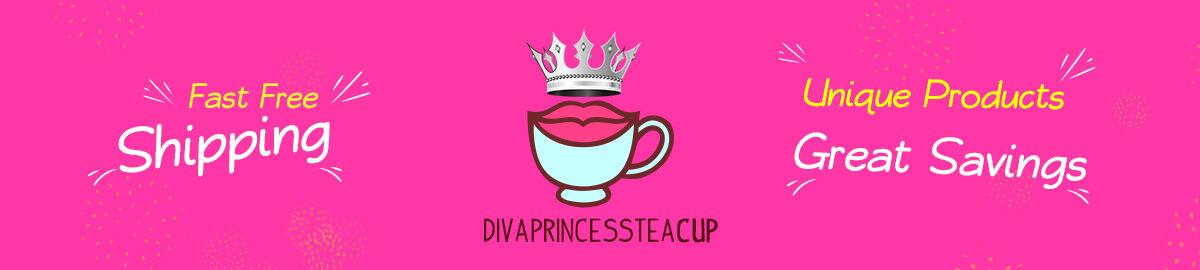 Diva Princess Teacup