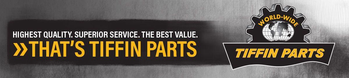 Tiffin Parts Warehouse
