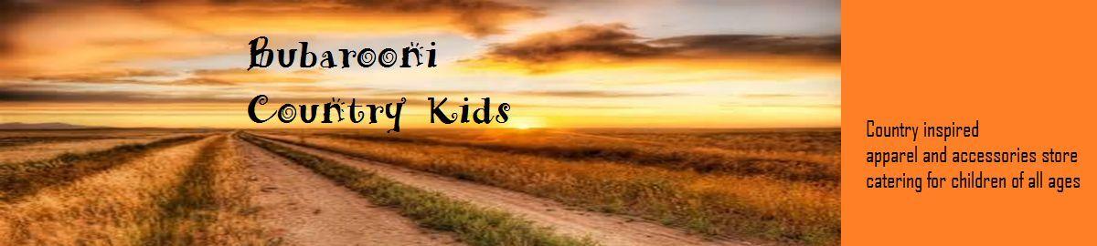 Bubarooni - Country Kids
