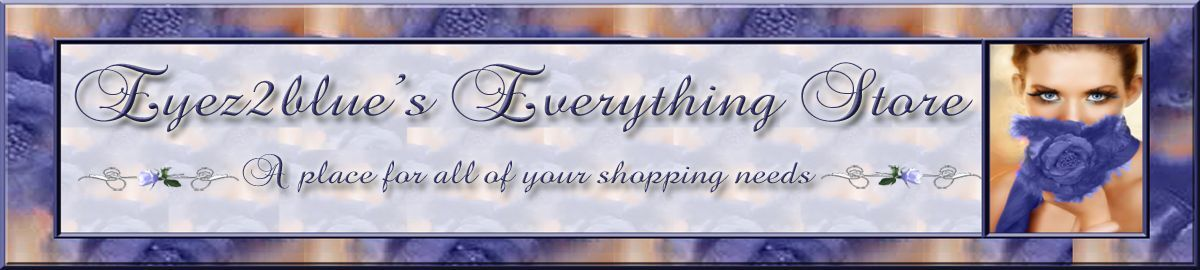 Eyez2blue s Everything Store