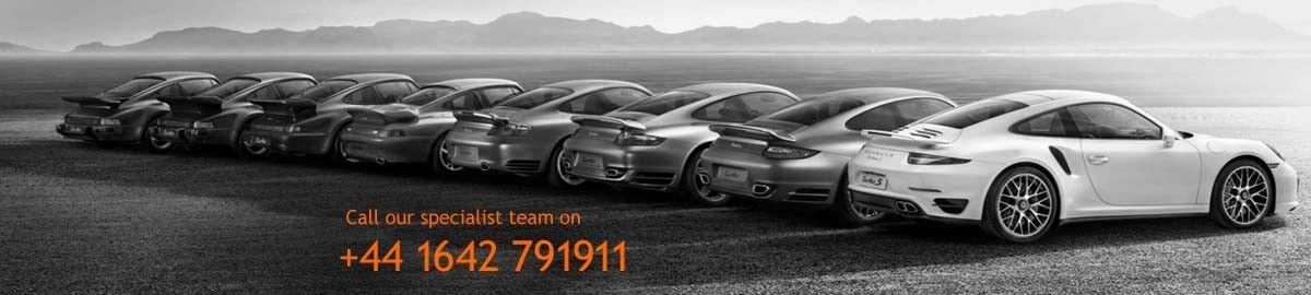 The Porsche Parts Shop