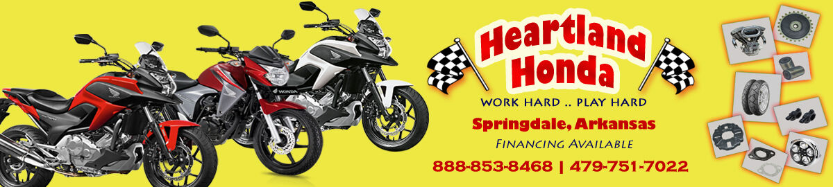 Heartland Honda Power Sports Parts