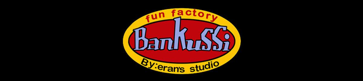 BANKUSSI t-shirt