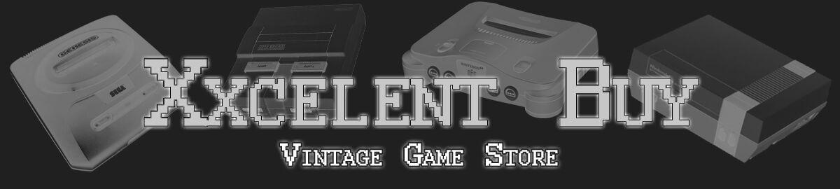 Xxcelent Buy - Vintage Game Store