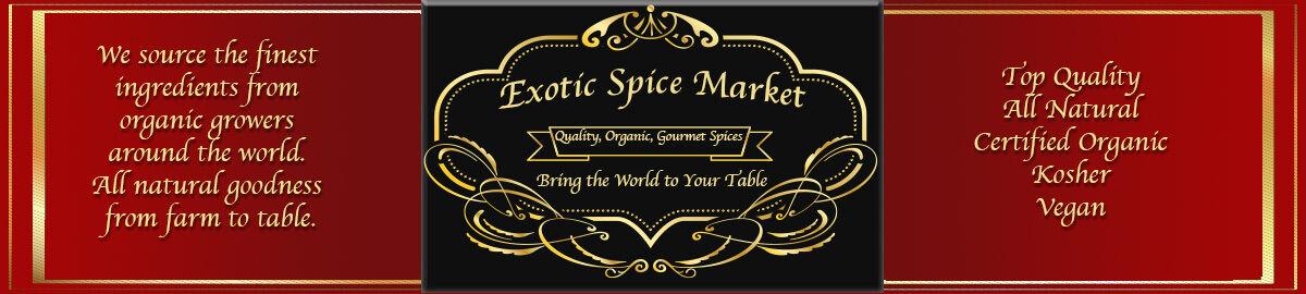 Exotic Spice Market Dot Com