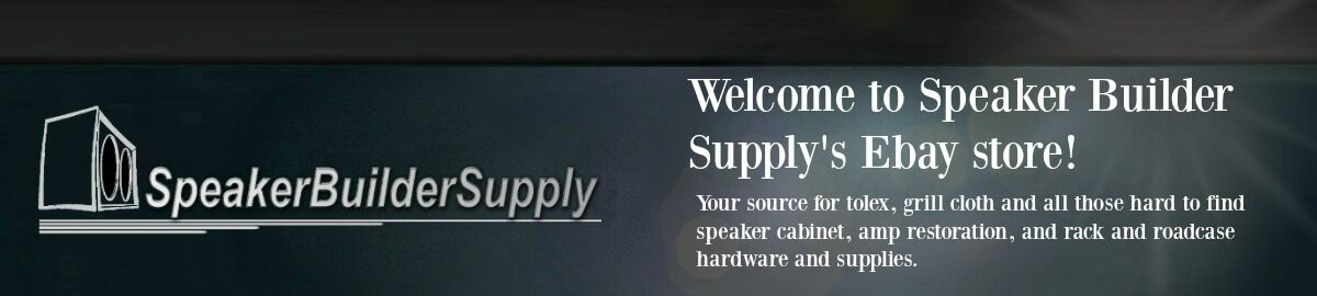 SpeakerBuilderSupply