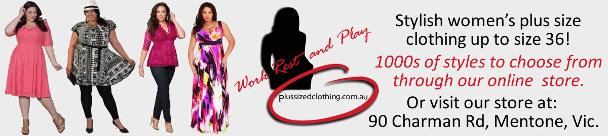 Plus Sized Clothing Australia