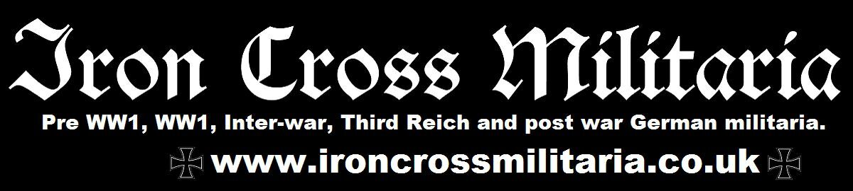 Iron Cross German Militaria Shop