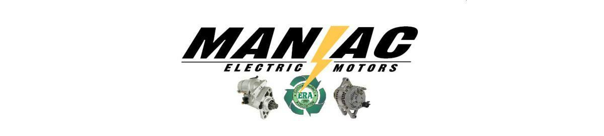 Maniac Electric Motors