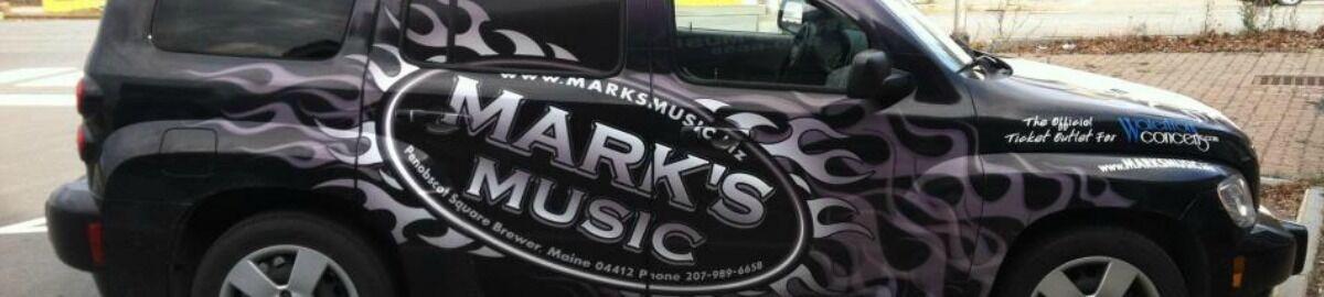 Mark's Music Maine