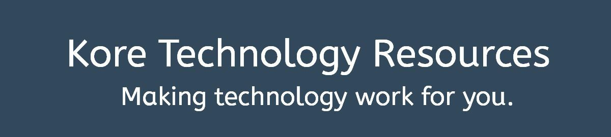 Kore Technology Resources