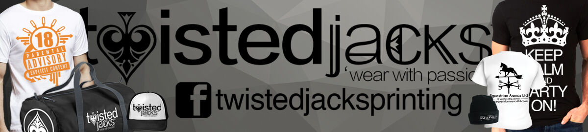 Printed Apparel by Twisted Jacks