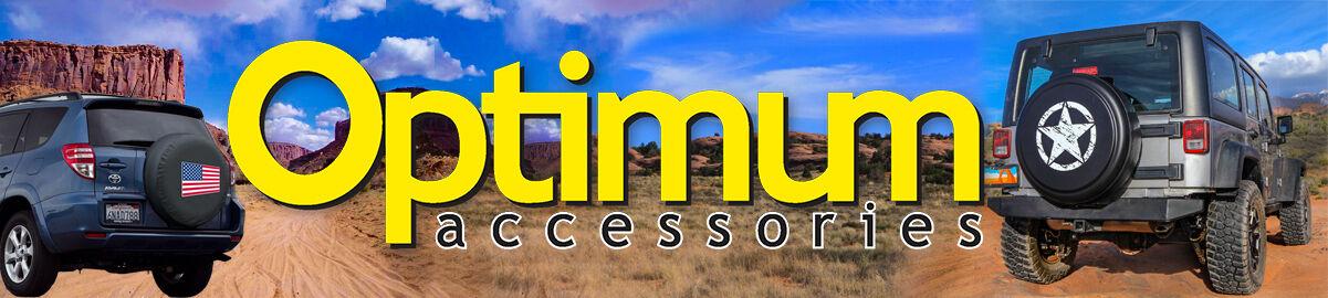 Optimum Tire Covers & Accessories