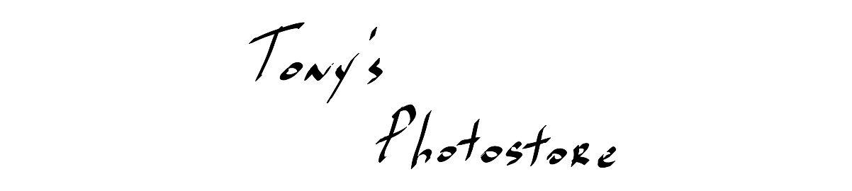 Tony's Photo Store