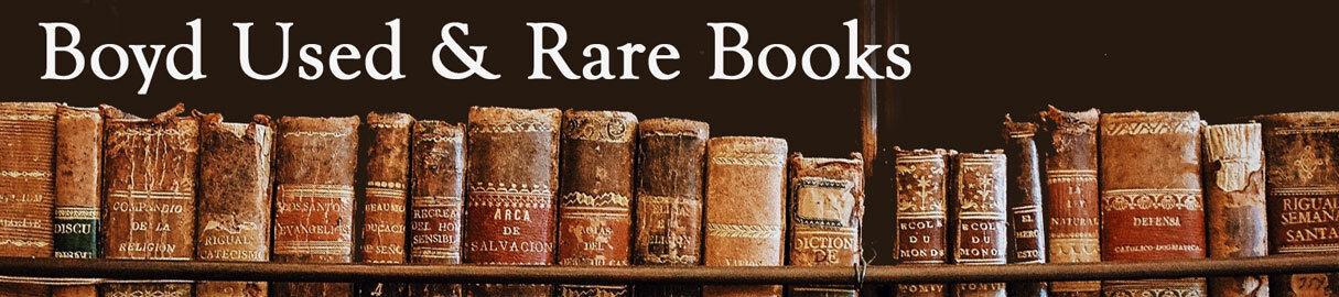 Boyd Used & Rare Books