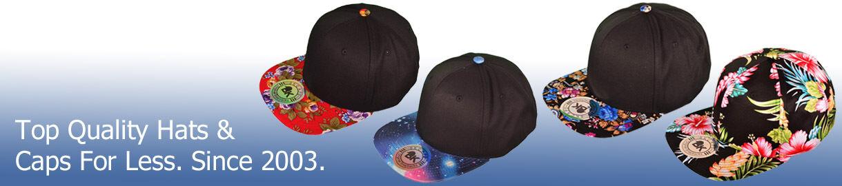 BK Caps Hats
