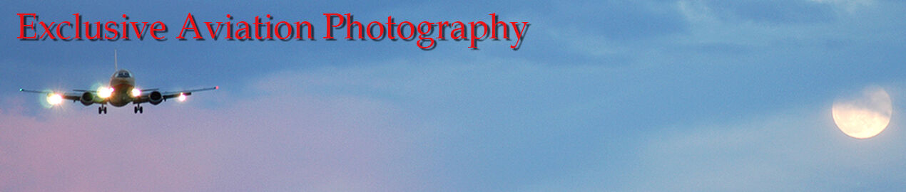 Exclusive Aviation Photography