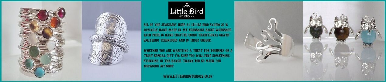 Little Bird Studio 22 Jewellery