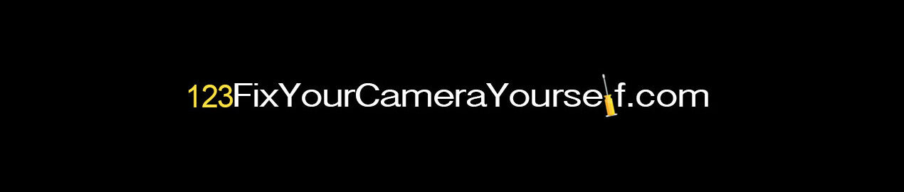 Fix your Camera Yourself