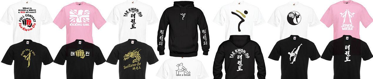 Kicking Man T-Shirts & Hoodies