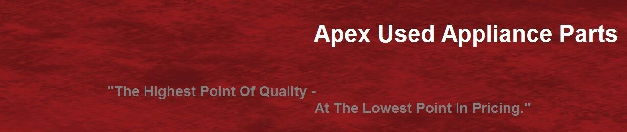 apex-used-appliance-parts