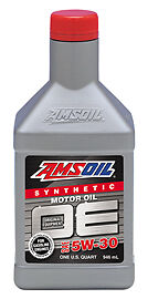 Synthetic Motor Lubricants By Amsoil - We Have Them