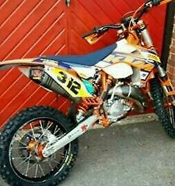 Ktm 125 exc factory edition 2015