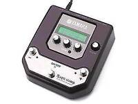 Yamaha Magicstomp multi effects pedal. Highly sought after!