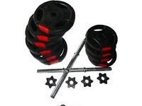 Brand New Weight Plates Dumbbells 30KG