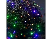 Brand New 50 Multi Coloured LED Solar String Lights or white 200 or 400
