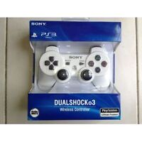 Manette sans-fil Bluetooth PS3 dual shock wireless controller
