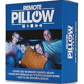 Remote Pillow (Universal Remote)