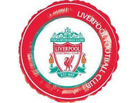 100 Liverpool FC 9' Party Foil Balloons.