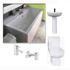 Double Ended Bath Suite £419