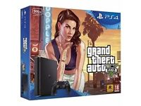 ps4 500 gb with GTA5