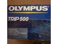 Olympus trip 500📷📷📷📷