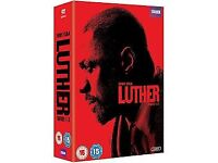 Luther seasons 1-3