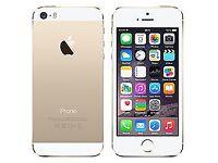 Apple iPhone 5S 16GB Gold Unlocked B Grade