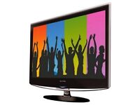 """37"""" Samsung LCD tv for sale fully working with great picture has freeview HDMI and remote"""