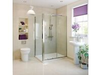 Shower Frame and door. Kiimat Eight