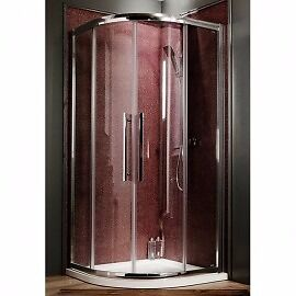 Easy fit shower enclosure £212.16