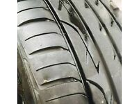 CAR TYRE 215/55/R16 with 6mm Tread