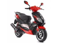 pulse lightspeed 2 scooter 125cc - quick sale