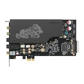 Asus Soundcard ESSENCE STX II Hi-Fi Quality with 124dB SNR H