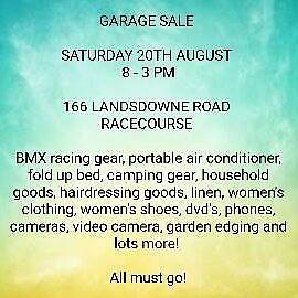 Garage Sale! Saturday - 20/8/16 Mackay Mackay City Preview