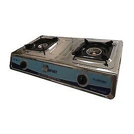 Cooker 2 burners-