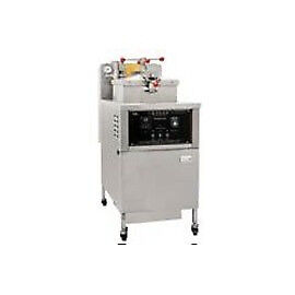 Pressure fryer 25 liters -GAS